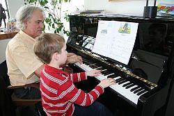 Piano- en orgellessen
